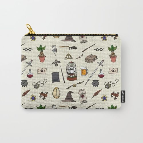 """Harry Potter pattern design """"Harry Pattern"""" - Shop Products - Laura Frère"""